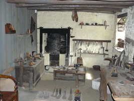 Souter Johnny's Workshop