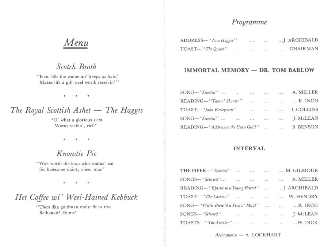 Burns supper format pictures to pin on pinterest pinsdaddy for Burns supper menu template