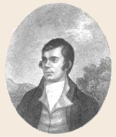 Robert Burns by John Beugo