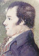 robert burns image by alexander reid