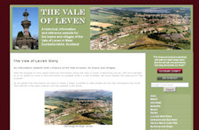 Vale of Leven Website