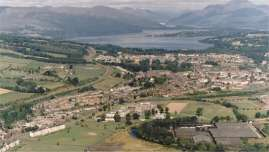 Alexandria and the Vale of Leven